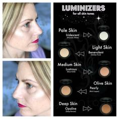 Loving Younique's new luminizers ! In 5 gorgeous shades, there is a highlight for ever skintone! Get your glow on today! www.caringlennon.com Olive Skin, Luminizer, Pale Skin, On Today, Opaline, Light Skin, Love Makeup, Younique, White Light