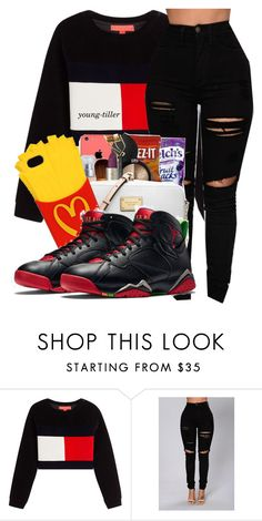 """SJ😻💕💦💍"" by young-tiller ❤ liked on Polyvore featuring Moschino and Freaker"