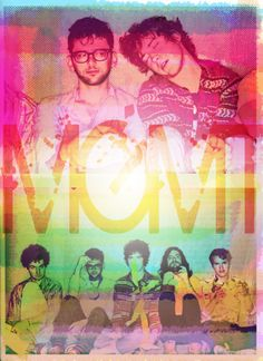 MGMT. Saw them perform live last night. Absolutely amazing!