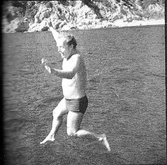 Truman Capote Literature, Running, Swimwear, People, Sports, Positive Thoughts, Naked, Writers, Vacations