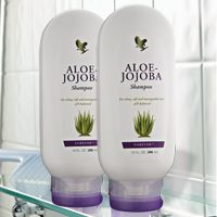 Product of the Week Giveaway - The two main ingredients of the incredible Aloe-Jojoba Shampoo are aloe vera & jojoba. Aloe vera benefits both your hair & scalp, while jojoba oil, an excellent lubricant, replenishes lost moisture to both skin and hair.