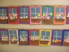 Cozy Kindergarten: Art at School