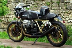 Destined to Guzzi - Marcin's Cafe Racer Dirt Track Racing, Drag Racing, Auto Racing, Racing Bike, Custom Cycles, Custom Bikes, Moto Guzzi Bellagio, Le Mans, Cafe Racer Moto