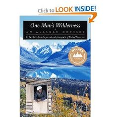 One Man's Wilderness  Dick Proenekke's experience building a cabin and living at Upper Twin Lake. If you come to Island Lodge we'll tell you the story of how this book affected our lives.