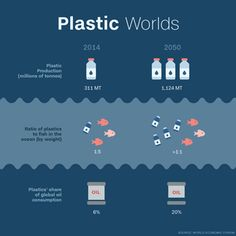 More plastic than fish in oceans by 2050 January 19