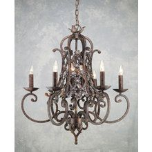 View the Forte Lighting 7246-09 Traditional / Classic 9 Light Up Lighting Chandelier at LightingDirect.com.
