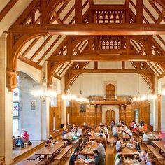Kenyon College, Ohio | 16 University Campuses That Might Secretly Be Hogwarts