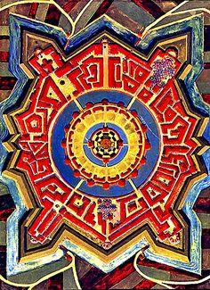 Carl Jung: Ten Quotations About Mandalas ~ http://jungcurrents.com/carl-jung-ten-quotations-about-mandalas/