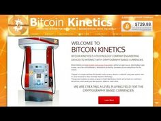 Bitcoin Kinetics brings the blockchain to the people - Morgan Rockwell