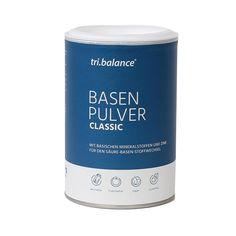 tri.balance – Basenpulver CLASSIC, 300g