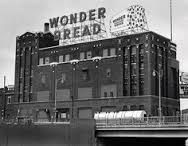 Detroit Memories- Getting mini loaves of bread on Halloween from the Wonder Bread bakery on Grand River (now the Motor City Casino)