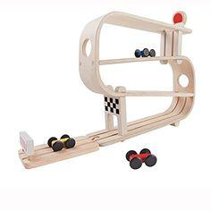 PlanToys 5379 Ramp Racer Playset