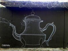 8 de diciembre de 2014 - Ave. Ponce de León, Miramar, Santurce Graffitti - JUFE 2014