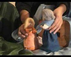 Frau Holle im Waldorfkindergarten Trier - Mother Hulda - YouTube