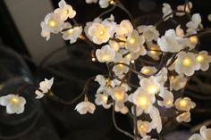 guirlande lumineuse décoration intérieure | Photo guirlande lumineuse : Déco Photo | Deco.fr