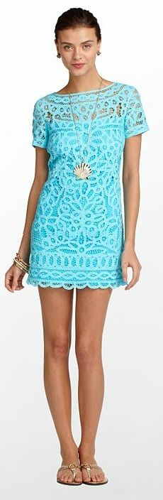 Marie Kate Dress by Lilly.