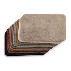 Wamsutta® Perfect Soft Bath Rug and Lid Collection - BedBathandBeyond.com
