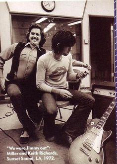 Keith Richards by Jim Marshall (1972)