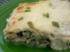 Creamy Seafood Lasagna Recipe - Food.com