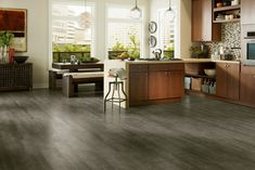 Sea Wall - 12mm Laminate by Armstrong