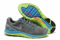 1a701231a3a30 Hot Sale Mens Nike Lunarglide 4 Suede Grey Blue Glow Silver Running Shoes  for cheap ,Nike Sport Shoes for sale,Nike Sport Shoes on sale,Nike Sport  Shoes ...
