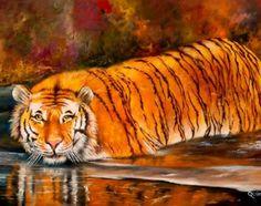 f4 Wildlife Oil Paints, Reproductions, Fine Art in San Miguel de Allende, Gto. Mexico