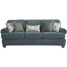 Elizabeth Elizabeth Queen Sleeper Sofa By Lane   Bullard Furniture   Sofa  Sleeper Fayetteville, NC