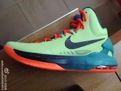 "Nike KD 5 ""Meteor"" – First Look"