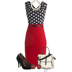 """Modcloth"" by traceyj12 on Polyvore"