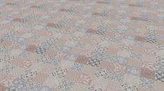 Kransen-Floor : Die Adresse für Vinylboden, Vinyl Laminat, Vinylböden, pvc Boden, Laminat, Parkett, Fußbodenbelag, Bodenbelag und Bodenbeläge aller Art-Gerflor TEXLINE® PVC Vinyl Bodenbelag - 1956 Provence Ocre Linoleum Rolle Fußbodenbelag Vinylbahnen Steindekor, Fliesenoptik