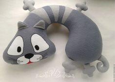 подушка кот,подушка ручной работы,подушка-подголовник,подарок,подушка в подарок,подарок ручной работы,авторская работа,подушка купить,подарок купить котик купить подарок кот, подарок взрослому