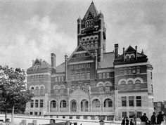 Kent County Court House, Crescent St - 1892