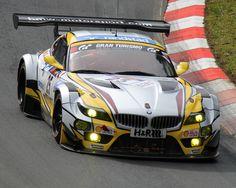 Marc VDS-BMW Z4 GT3 • VLN März 2015