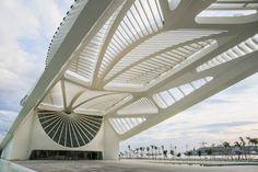 santiago calatrava museum of tomorrow museu do amanha rio de janeiro designboom