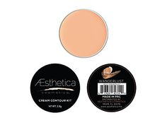 Aesthetica Cosmetics Cream Refill for Cream Contour and Highlighting Makeup Kit Wanderlust ** Visit the image link more details.