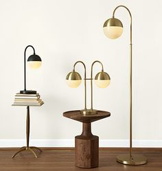 Cedar & Moss Lamps | Rejuvenation