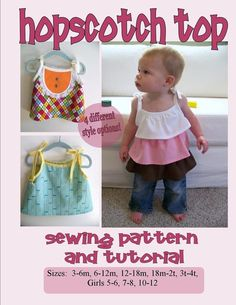 Top, Sewing Pattern