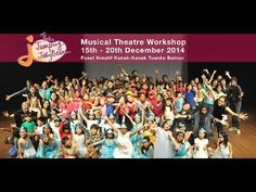 Musical Theatre Workshop | The Jumping Jellybeans - YouTube