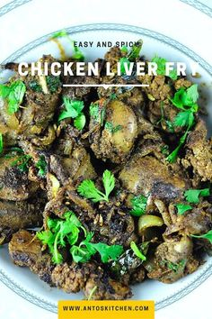 86 best chicken liver images on pinterest chicken liver recipes chicken liver fry easy and spicy chicken liver recipeschicken recepiesdog food forumfinder Images