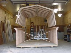 gambrel roof sheds plans - Google Search