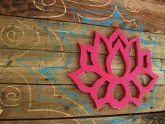 Wall lotus
