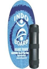 The Indo Original is the easiest model to learn on offering hours of fun for riders of all ages and abilities. The basic goal is to ride the Indo Board as long as possible while keeping the board from touching the ground. Designed for fun while exercising the core muscles involved in balance. You can learn all the moves you want on this model. When you have this model wired and want to progress to the next level then consider stepping up to the Pro model.