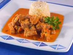 Pavo guisado en salsa de verduras Ana Sevilla con Thermomix