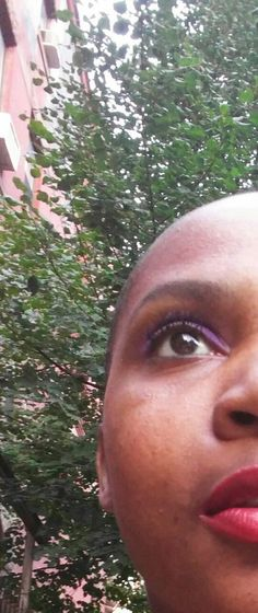 Girl in the forest of Harlem 7.24.2015
