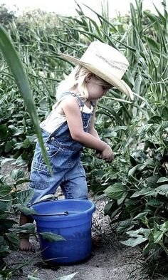A farm kid's work ethic is unmatched.