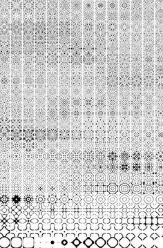 Chladni plates :: Ricky Van Broekhoen Visualization of frequency patterns sacred geometry Pattern Texture, Surface Pattern, Pattern Art, Surface Design, Pattern Design, Thai Pattern, Textile Patterns, Textile Design, Color Patterns