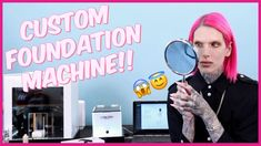 HEY EVERYONE! I just got back from New York where I visited the Lancôme headquarters and got to rest out their new machine, the 'Le Teint Particulier' - When...