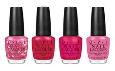 S C H ▲ D E N F R E U D E: Giveaway: OPI Minnie Mouse Collection ends 8-10*