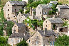Saint-Enimie, Lozere, France (Source: Flickr / heavenuphere)
