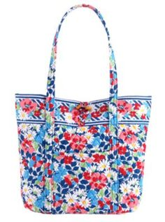"""Vera Bradley Summer Collection 2012- """"Summer Cottage"""".... Like this one too!!"""